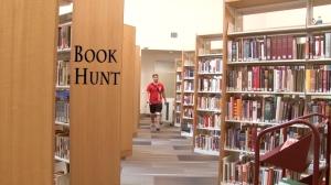book hunt