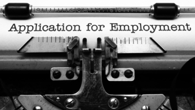 Seeking New Employment