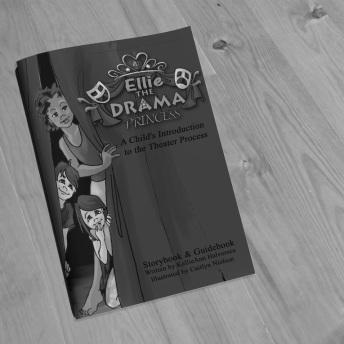 """Author of """"Ellie the Drama Princess."""""""